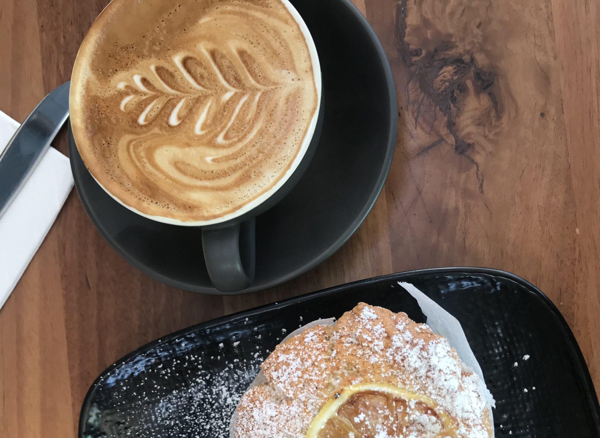 Silvios Italiano Cafe, coffee