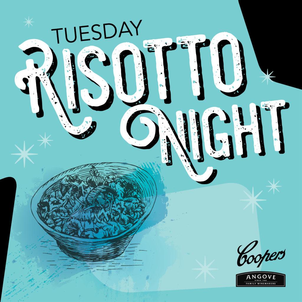 Silvio's Italiano Coffs Harbour Risotto Tuesday
