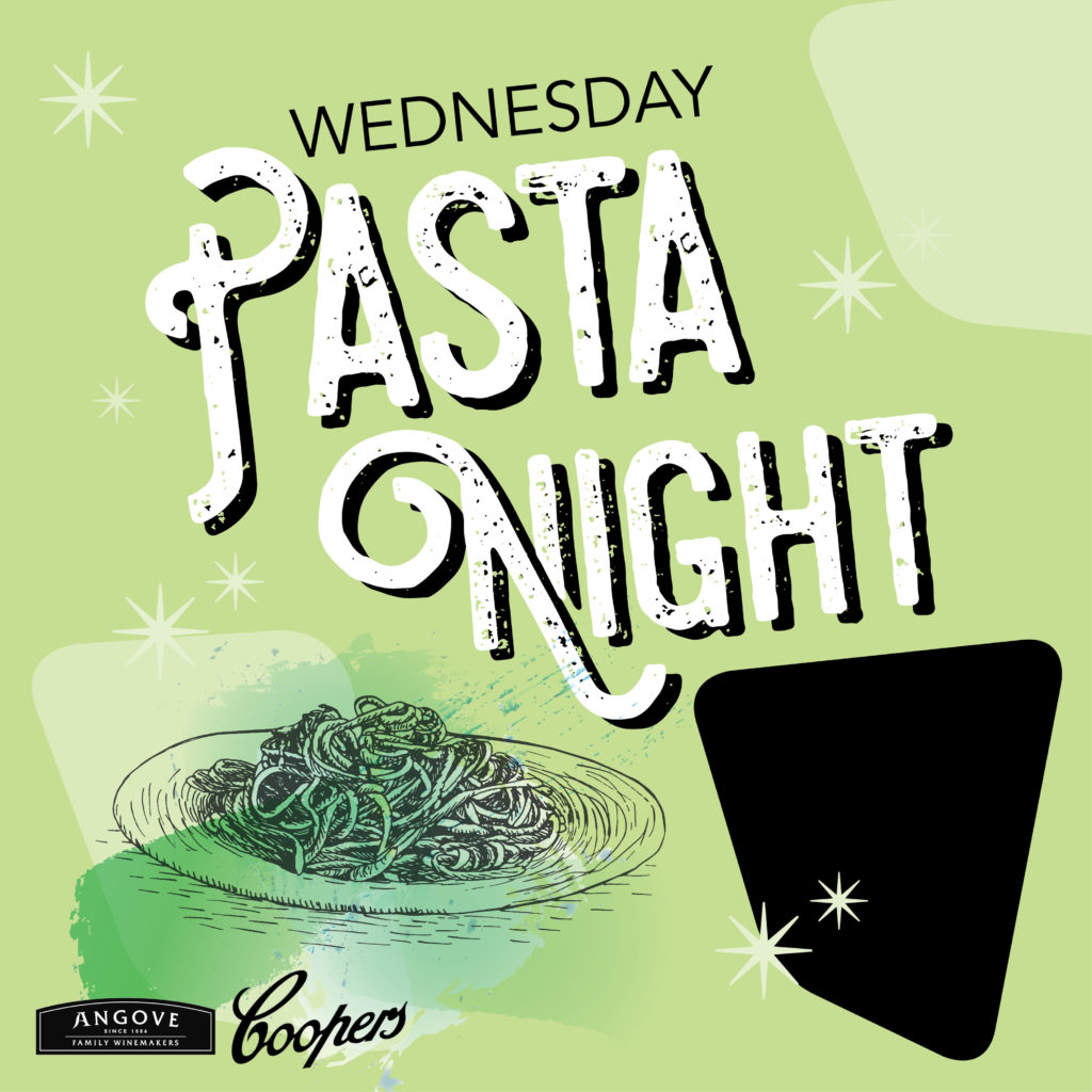 Silvio's Italiano Coffs Harbour Pasta Wednesday