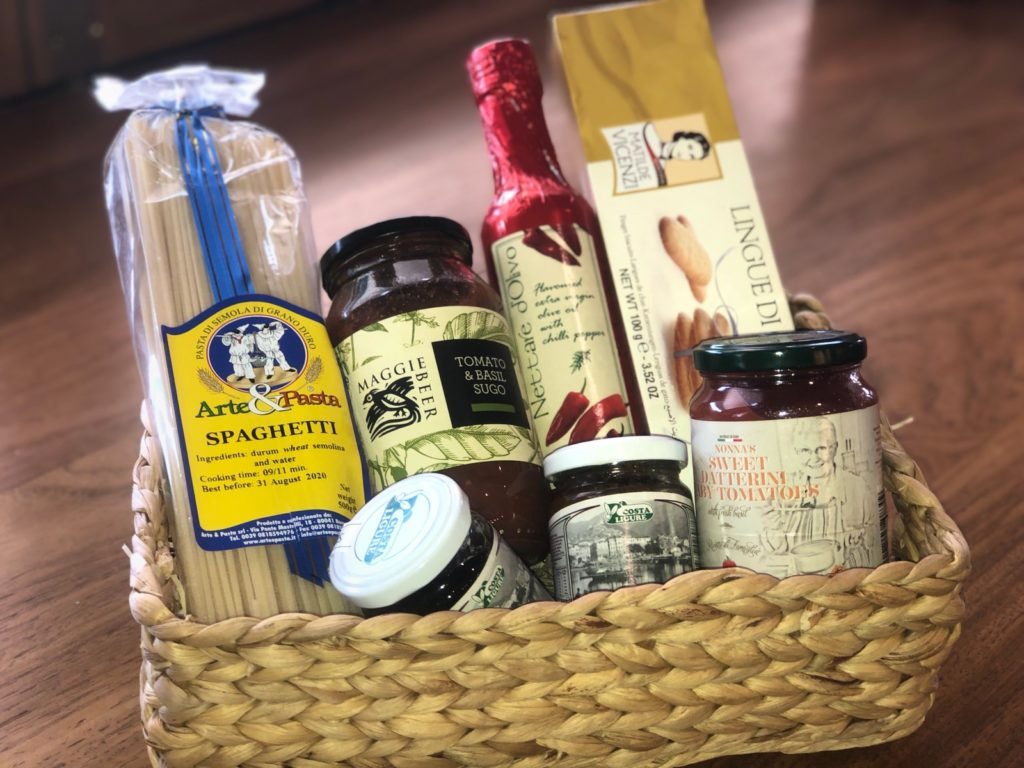 Silvio's Italiano Gift Baskets
